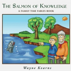 Family time fables Salmon of knowledge