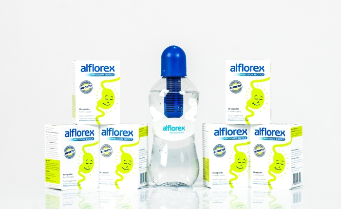 Alflorex Bobble Bottle Reader Offer Giveaway