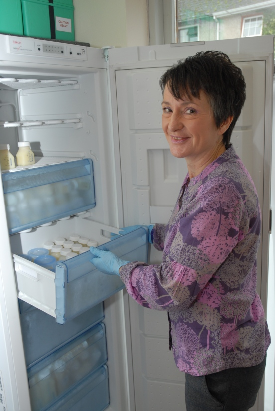 Ann McCrea Western Trust Milk Bank Coordinator (1)